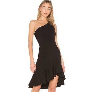 Likely Rollins Black Dress